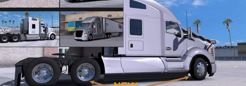 US Alcoa Wheels Pack v1.3