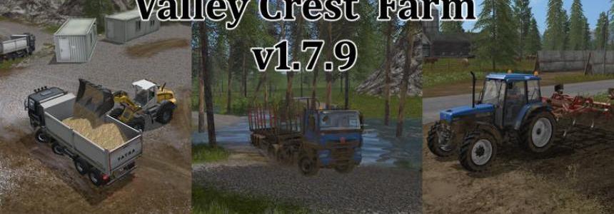 Valley Crest Farm 4x v1.7.9