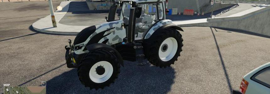 Valtra T Series Cow Edition v1.0