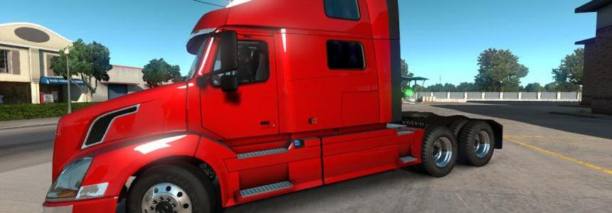 Volvo VNL Stock Sound v1.0
