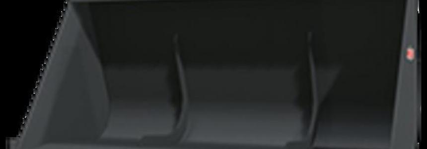 XL Telehandler Shovel 6000Liter v1.0