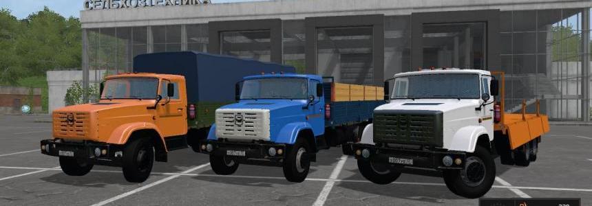 ZIL 133G40 v1.0