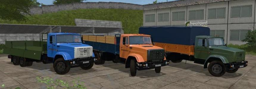 ZIL - 133G40 v1.0.0.1