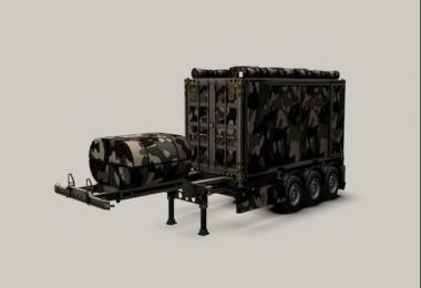 Container G3 Military Gooseneck v1.0.0.0