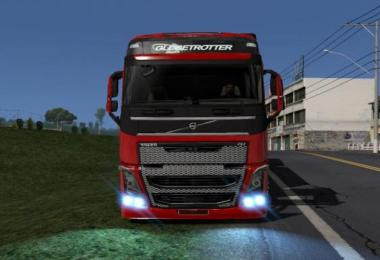 Blue Xenon Lights 1.32.x