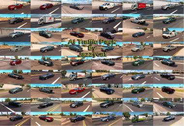 AI Traffic Pack by Jazzycat v5.3