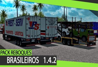 Trailers Pack Pack Reboques Brasileiros v1.4.2