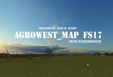 AgroWest Map Oeste Matogrossense v1.0