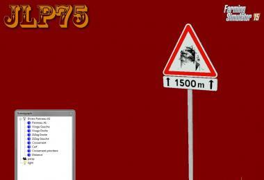 6 PANNEAU ROUTIER A1 v1.0