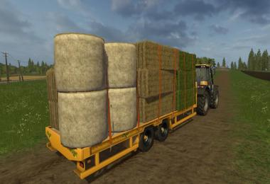 Herbst 24FT Flat Bed Trailer v1.0.0.0