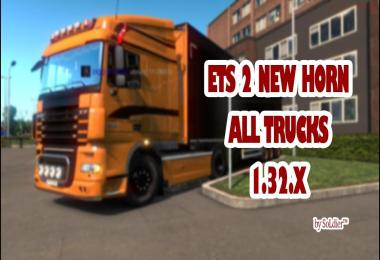 New Horn by SoLdier 1.32.x