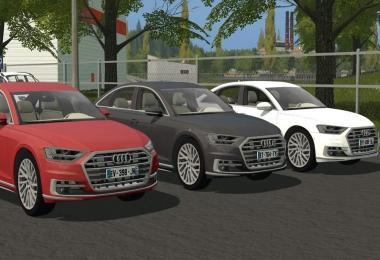 Audi A8 2018 v2.0