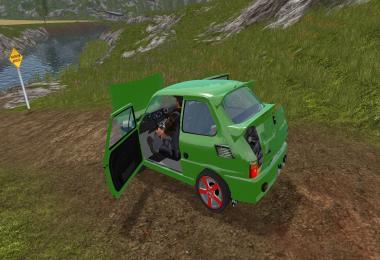 Fiat 126 MR MOREREALITY v1.0