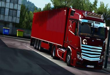 Mercedes-Benz New Actros 1.32.x