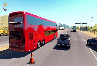 BUS COMIL INVICTUS DD 15 M FOR 1.31 and 1.32