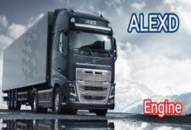 ALEXD Engine For Volvo FH 2012 v1.0