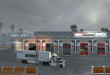 [ATS] Garage Castores 1.32.x