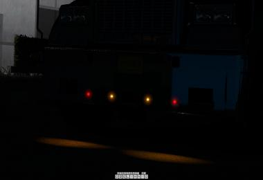 [ATS/ETS] Boreman LED Marker Lights v1.61 [20.11.2018]