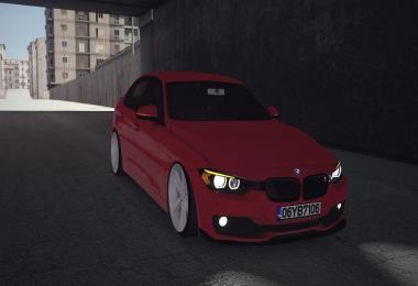 BMW 320i F30 1.32.x