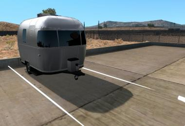 Caravan Trailer for ATS 1.32+