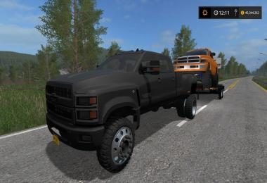 Chevy 4500 Pickup Truck v1.0