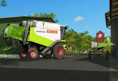 Claas Lexion 530 Pack v1.0.0.0 Final