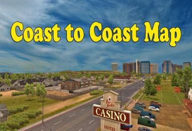 Coast to Coast Map v2.6.2.1