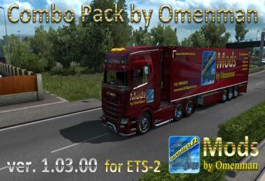 Combo Pack by Omenman v1.03.00