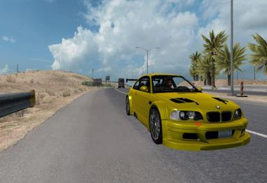 Dealer fix for BMW M3 E46 GTR 06TMR10 1.32