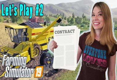 Dog, Contracts & New Equipment Time - LS19 Gameplay #2