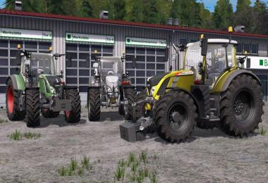 Fendt 700 Vario SCR MR v1.1.0.0