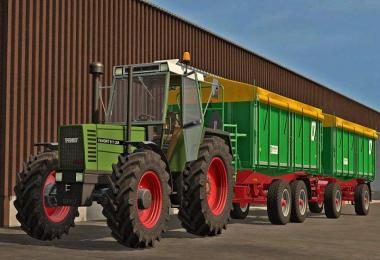 Fendt Favorit 600 LSA (611, 612, 615) v1.0