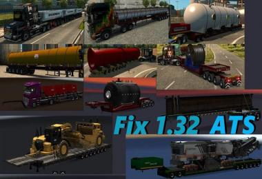 Fix 1.32 for Chris45 Trailers Pack v9.10 ATS