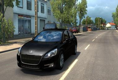 FIX – 1.32 – for Peugeot 508 v1.0