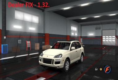 FIX - 1.32 - for Porsche Cayenne Turbo S v1.0