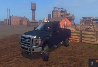 Ford f350 regularcab v1.0