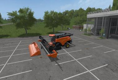 FS17 John Deere Orange Pack v1.0