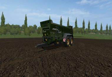 TORNADO 3 Manure Spreader VE v1.0
