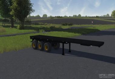 Hammer transport trailer v0.2.6.0