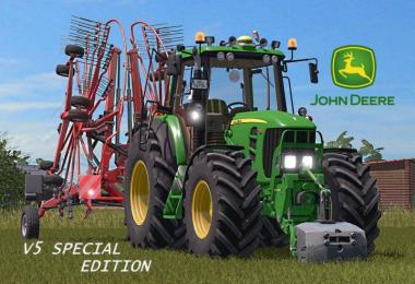 John Deere 7430/7530 v5.0 Special Full