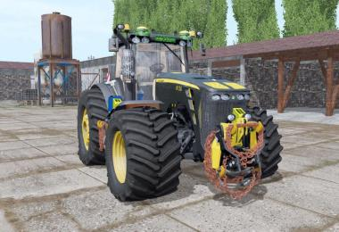 John Deere 8530 Black Shadow v1.0