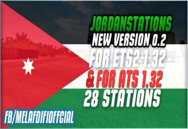 Jordanie5tations v0.2 For ETS2 1.32 & ATS 1.33