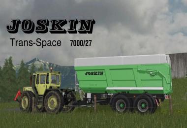 Joskin TransSpace Pack v1.0