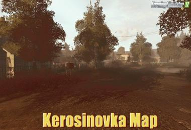Kerosinovka Map v1.2