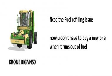 Krone BigM450 by CHRIS_82 v1.0.0.1