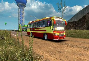 KSRTC Skin for Maruti body v2.0