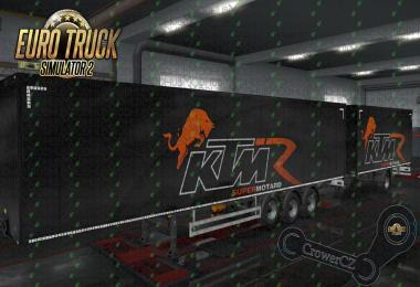 KTM Racing Tandem Ownership Trailer v1.0