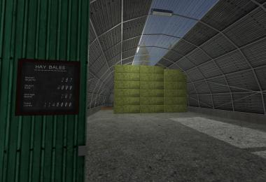 LARGE SQUARE/COTTON BALE STORAGE v1.0.1.0
