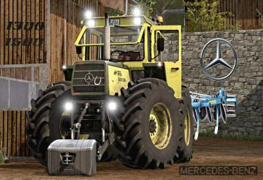MB Trac 1300/1500 Full Pack v2.0