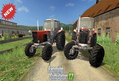 MTZ 82.1 Belarus Turbo v1.0.0.0